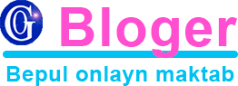 Blogerlik maktabi